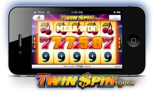 Twin Spin Touch